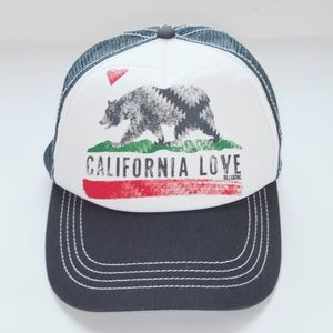 Billabong California Love Low Profile Trucker Hat
